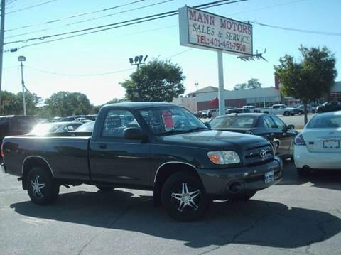 2005 Toyota Tundra for sale in Warwick, RI