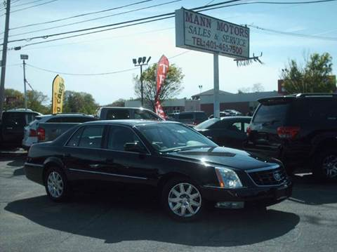 2011 Cadillac DTS for sale in Warwick, RI
