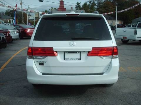 2008 Honda Odyssey for sale in Warwick, RI