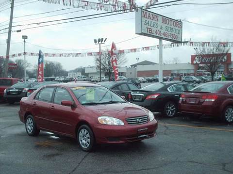 2004 Toyota Corolla For Sale Carsforsale Com