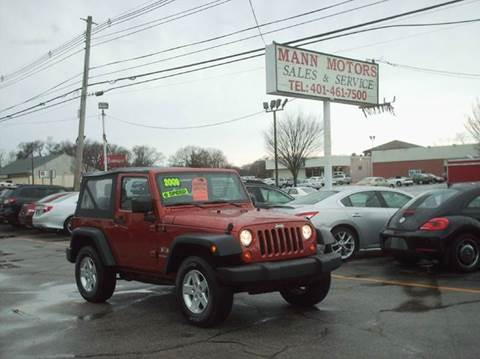 Jeep For Sale Warwick Ri