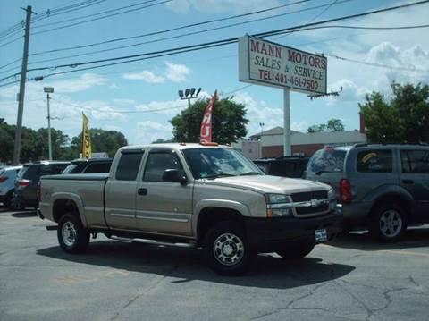 2004 Chevrolet Silverado 2500HD for sale in Warwick, RI