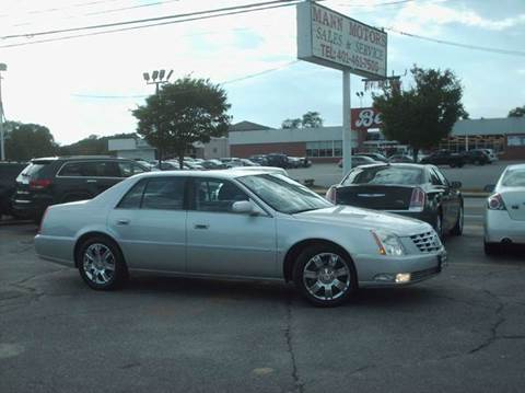 2010 Cadillac DTS for sale in Warwick, RI