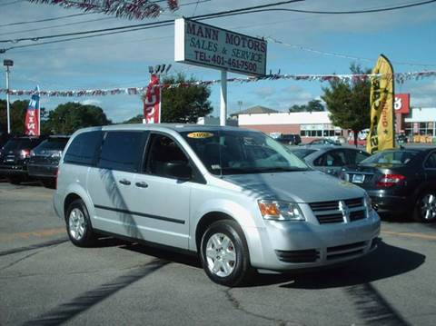 2008 Dodge Grand Caravan for sale in Warwick, RI