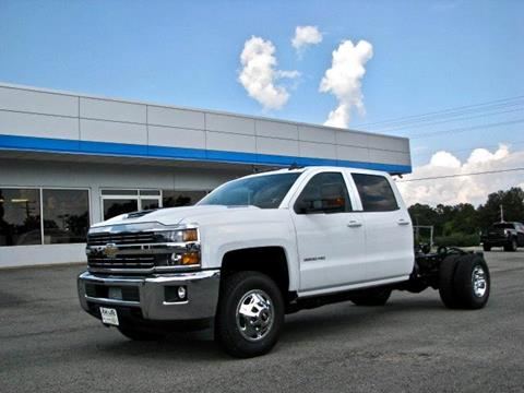 2018 Chevrolet Silverado 3500HD CC for sale in Clinton, AR