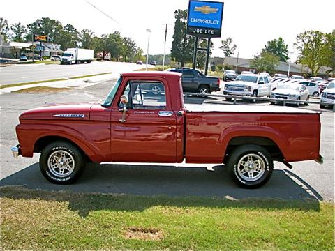 1962 Ford F-150 for sale in Clinton, AR