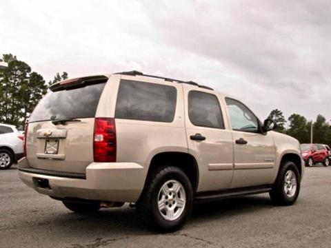 2008 Chevrolet Tahoe for sale in Clinton, AR