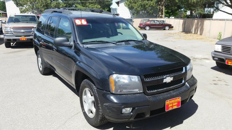 2006 chevrolet trailblazer ext ext ls in twin falls id. Black Bedroom Furniture Sets. Home Design Ideas