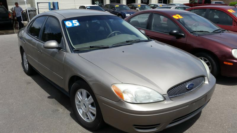 2005 ford taurus sel 4dr sedan in twin falls id. Black Bedroom Furniture Sets. Home Design Ideas