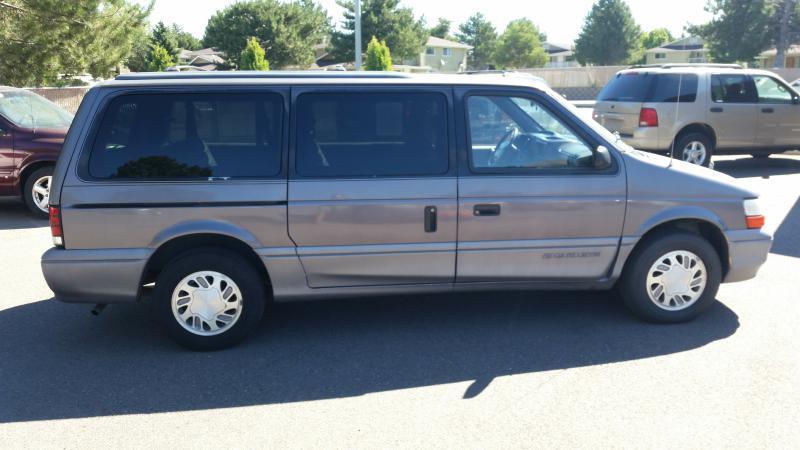 1995 dodge grand caravan 3dr le extended mini van in twin falls id progressive auto sales. Black Bedroom Furniture Sets. Home Design Ideas