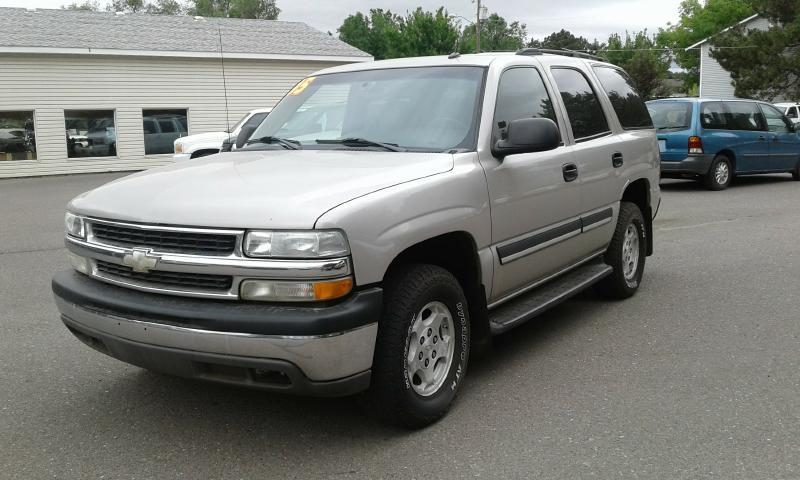 chevrolet tahoe for sale in twin falls id. Black Bedroom Furniture Sets. Home Design Ideas
