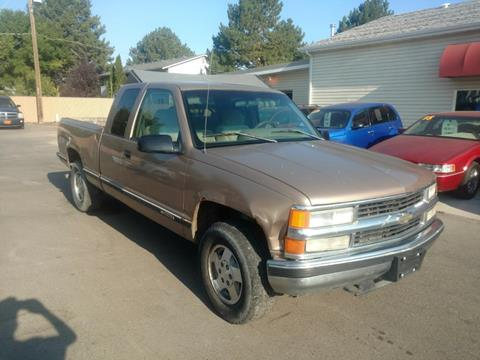 1996 Chevrolet C/K 1500 Series for sale in Twin Falls, ID
