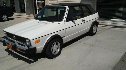 1984 Volkswagen Rabbit For Sale  Carsforsalecom