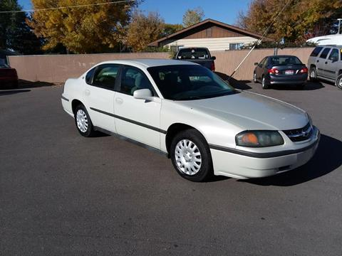 2003 Chevrolet Impala for sale in Twin Falls, ID