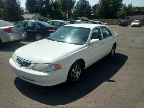 2002 Mazda 626 for sale in Twin Falls, ID