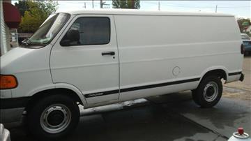 1999 Dodge Ram Van for sale in Twin Falls, ID