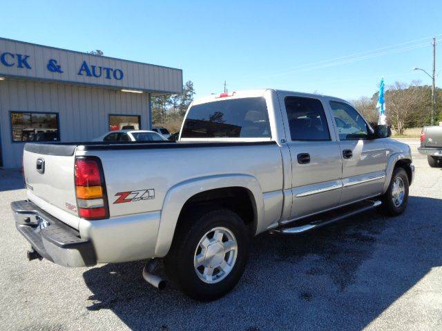 specifications 2005 gmc sierra 1500 crew cab 4wd slt html autos post. Black Bedroom Furniture Sets. Home Design Ideas