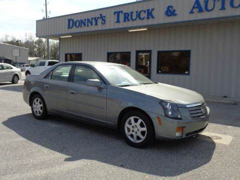 2005 Cadillac CTS for sale in Turbeville, SC