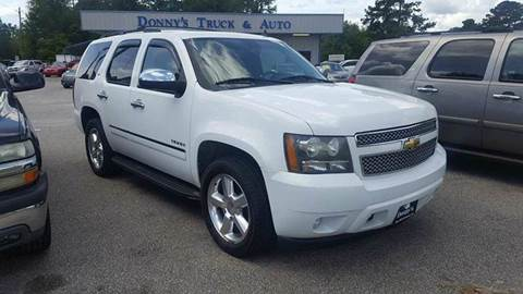 2009 Chevrolet Tahoe for sale in Turbeville, SC