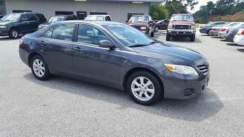 2011 Toyota Camry for sale in Turbeville, SC