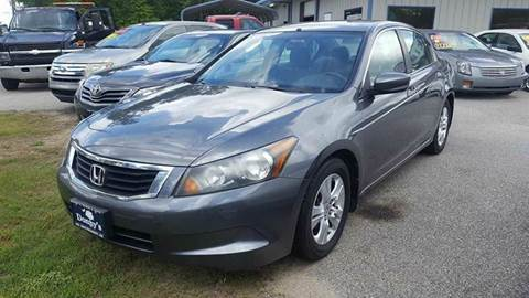 2010 Honda Accord for sale in Turbeville, SC