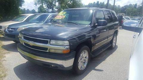 2004 Chevrolet Tahoe for sale in Turbeville, SC