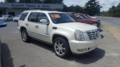 2007 Cadillac Escalade for sale in Turbeville, SC