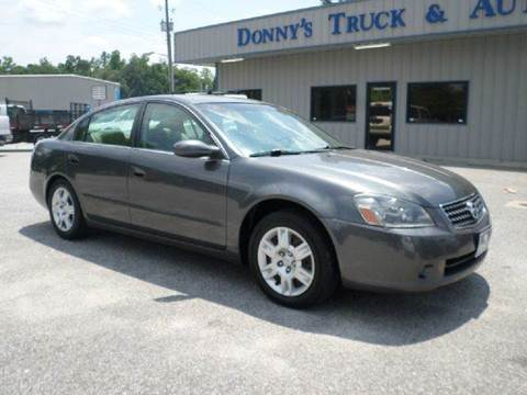 2005 Nissan Altima for sale in Turbeville, SC