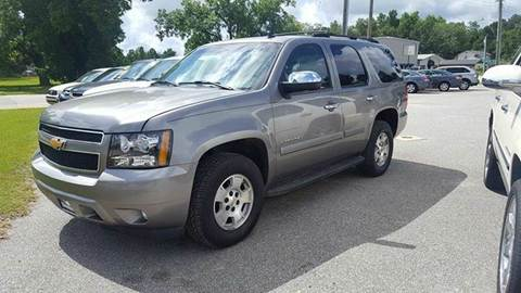 2007 Chevrolet Tahoe for sale in Turbeville, SC