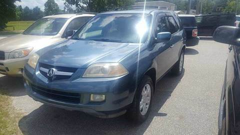 2006 Acura MDX for sale in Turbeville, SC