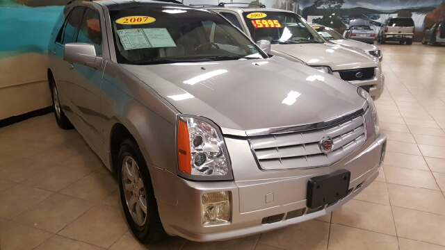 2007 CADILLAC SRX V6 4DR SUV unspecified 2-stage unlocking doors abs - 4-wheel airbag deactivat