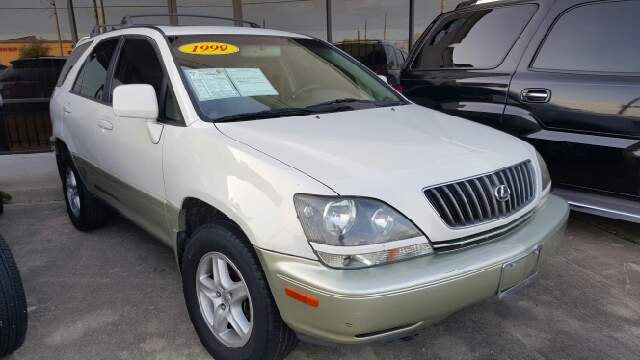 1999 LEXUS RX 300 BASE 4DR SUV unspecified abs - 4-wheel antenna type - power anti-theft system