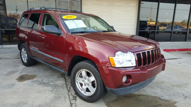 2007 JEEP GRAND CHEROKEE LAREDO 4DR SUV unspecified 2-stage unlocking - remote abs - 4-wheel ac