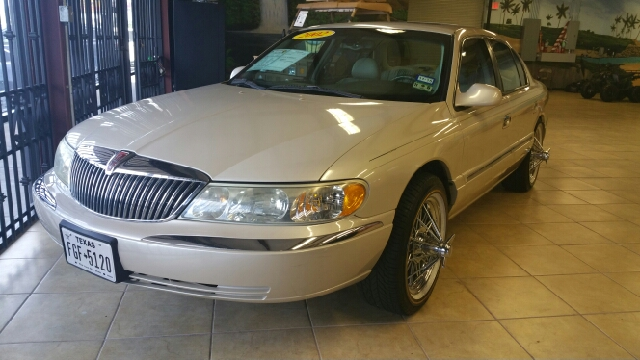 2002 LINCOLN CONTINENTAL unspecified 151568 miles VIN 1LNHM97V62Y650898