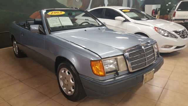1993 MERCEDES-BENZ 300-CLASS 300CE 2DR CONVERTIBLE unspecified abs - 4-wheel antenna type - powe