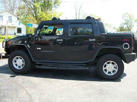 Hummer H2 Sut For Sale In Michigan Carsforsale Com
