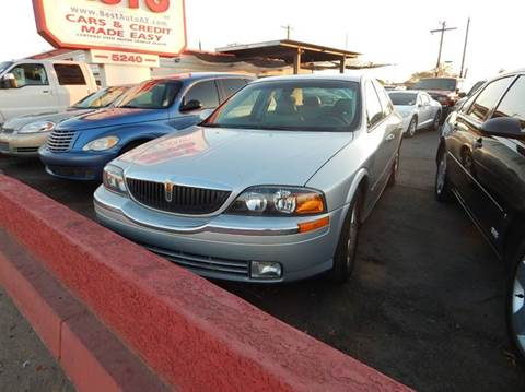 2000 Lincoln LS for sale in Glendale, AZ