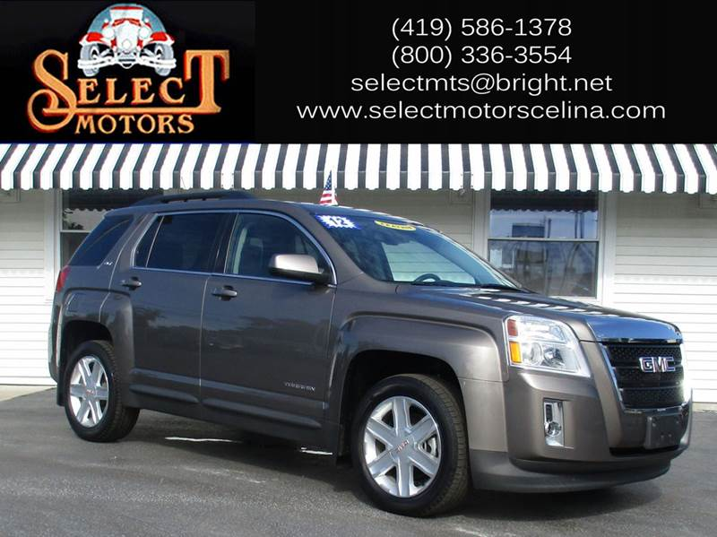 Inventory Select Motors Used Cars Celina Oh Dealer