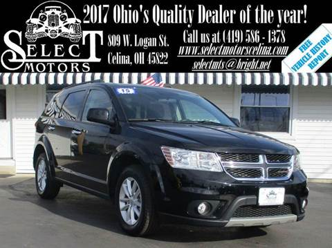 2015 Dodge Journey for sale in Celina, OH