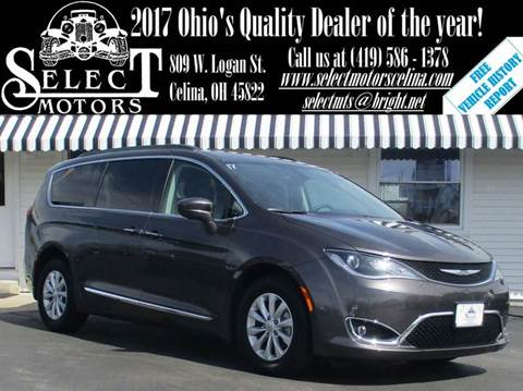 2017 Chrysler Pacifica for sale in Celina, OH