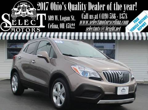 2015 Buick Encore for sale in Celina, OH