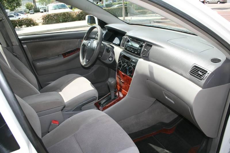 2007 Toyota Corolla LE 4dr Sedan (1.8L I4 4A) - Los Angeles CA