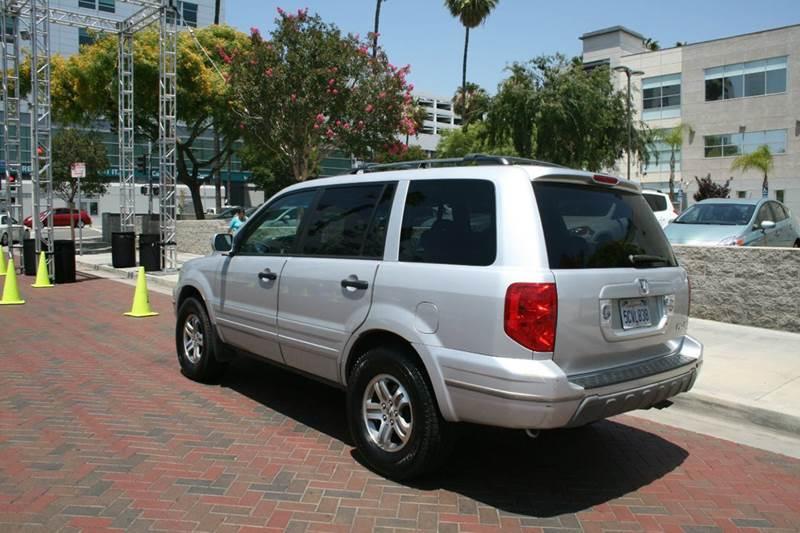 2003 Honda Pilot EX 4WD 4dr SUV - Los Angeles CA