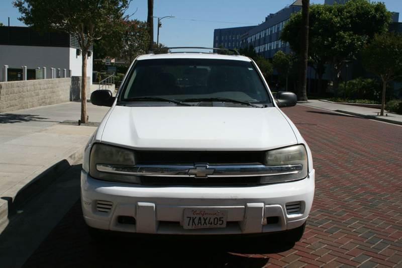 2002 Chevrolet TrailBlazer LS 2WD 4dr SUV - Los Angeles CA