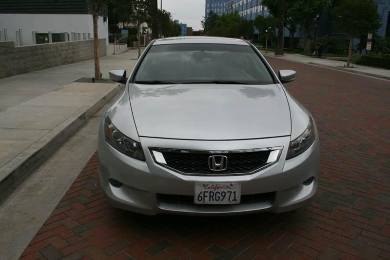2008 Honda Accord EX-L V6 2dr Coupe 5A w/Navi - Los Angeles CA