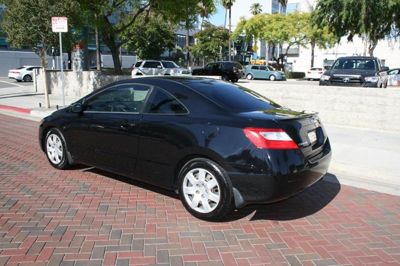 2008 Honda Civic LX 2dr Coupe 5M - Los Angeles CA