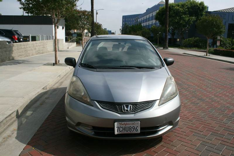 2010 Honda Fit 4dr Hatchback 5A - Los Angeles CA