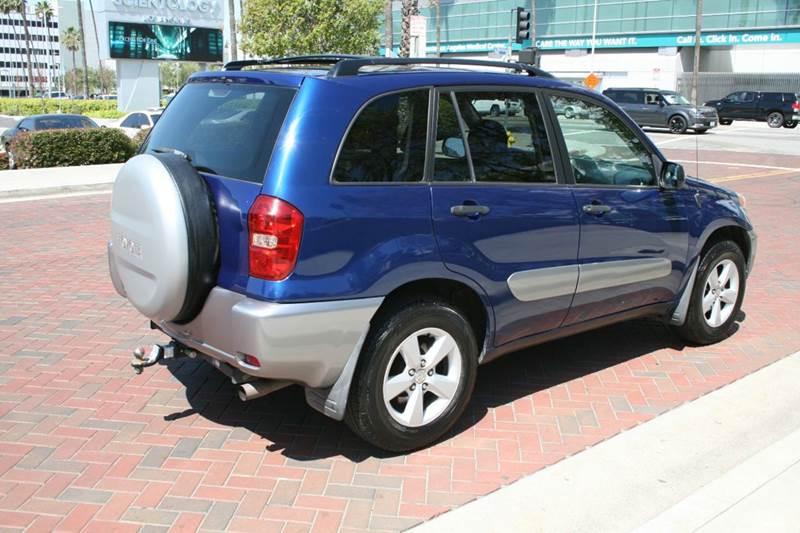2004 Toyota RAV4 Fwd 4dr SUV - Los Angeles CA