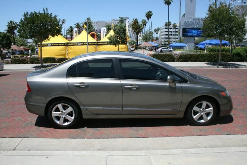 2006 Honda Civic EX 4dr Sedan w/Automatic - Los Angeles CA