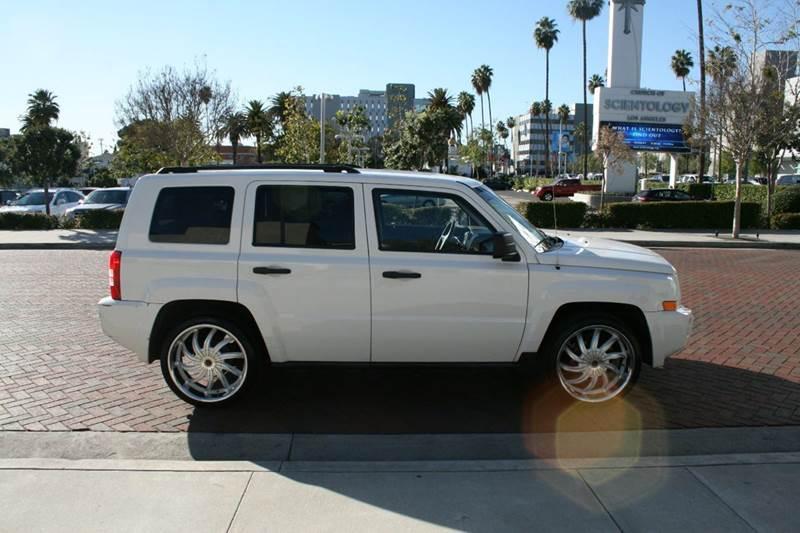 2008 Jeep Patriot Sport 4dr SUV w/CJ1 Side Airbag Package - Los Angeles CA